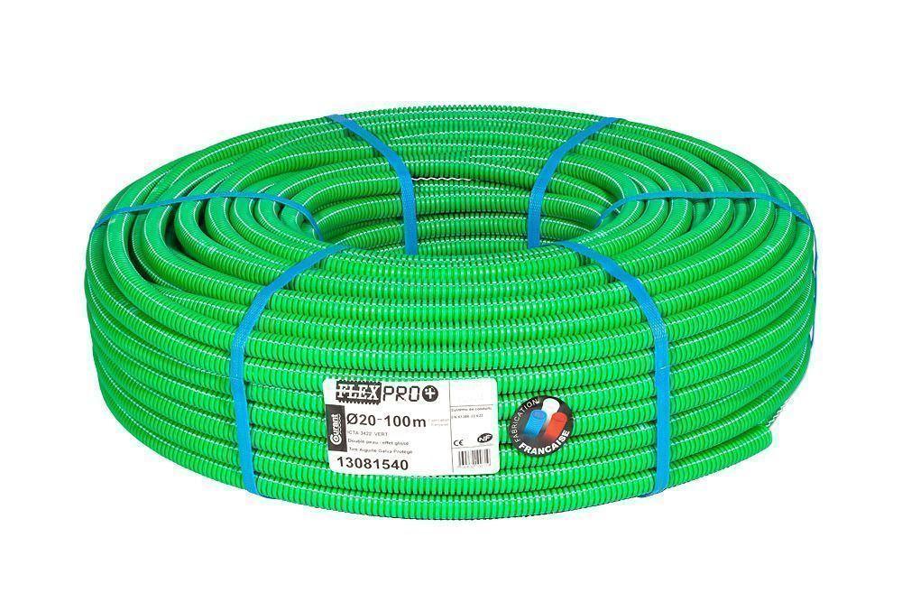 SNOWINSPRING Cable /éLectrique de Gaine de de Tuyau de Gaine de de Fil de M/éTier Fendu de 1X30M 1//4 Pouce